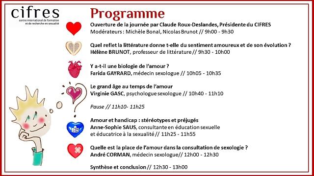 Journée Annuelle - Programme